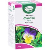 Фиалки трава 30 гр, фито чай