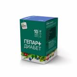 Гепар+Диабет 2 гр, №30, фито чай, Белла