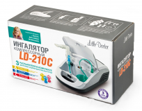 Ингалятор компрессорный LD-210С