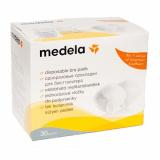 Medela прокладки одноразовые для бюстгалтера супервпитывающие 30 шт