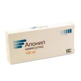 Апонил 100 мг, №30, табл.