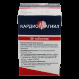 Кардиомагнил 75 мг № 30 табл п/плён оболоч