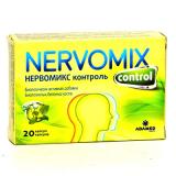 Нервомикс конроль №20, капс.