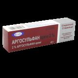 Аргосульфан 2% 40 гр крем в тубе