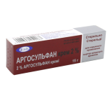 Аргосульфан 2%  15 г крем в тубе