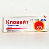 Кловейт 0,5мг/г, 25 гр, крем
