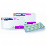 Тербизил 250 мг, №28, табл.