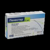Пенестер 5 мг № 30 табл