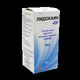 Лидокаина гидрохлорид DF 10% для местного применения 38 г спрей