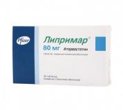 Липримар 80 мг №30 табл