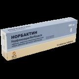 Норбактин 400 мг № 10 табл