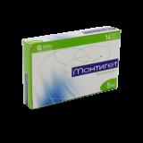 Монтигет 5 мг № 14 табл. жев.