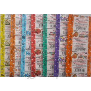 Аскорбиновая кислота с сахаром 0,25 №10 Клубника (конвалюта)