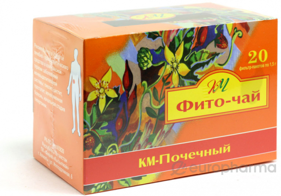 Кызыл Май почечный 1,5 гр № 20 фито чай