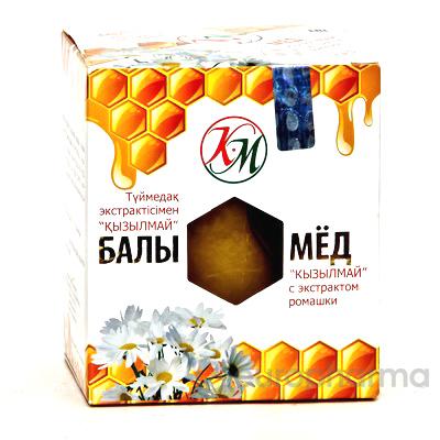 Мед с экстрактом ромашки 225 гр