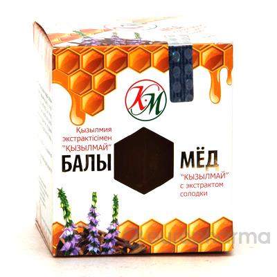 Мед с экстрактом солодки 225 гр