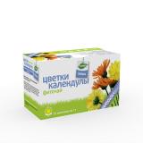 Календула цветки 1 гр, №25, фито чай, Planta Natura
