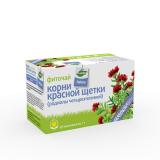 Красная щетка 1 гр, №20, фито чай, Planta Natura