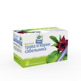 Сабельник 1,5 гр, №20, фито чай, Planta Natura