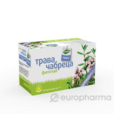 Чабрец трава 1 гр, №20, фито чай, Planta Natura