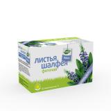 Шалфей листья 1 гр, №20, фито чай, Planta Natura