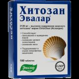 Хитозан 0,5 г, №100, табл.