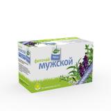 Мужской 1,5 гр, №20, фито чай, Planta Natura