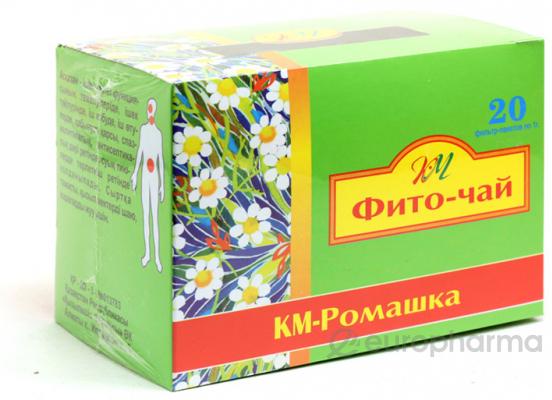 Кызыл май фито чай, Ромашка №20