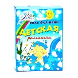 ФИТО-СОЛЬ  д/ванн РОМАШКА ДЕТСКАЯ