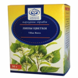 Липа цветки 30 гр, фито чай