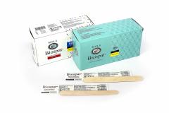 Шпатель медицинский Biospat р.150*18*1.6мм стерильный,однократного применения