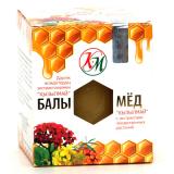 Мед с экстрактом лекар-х растений 225 гр