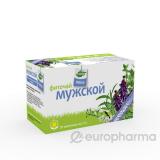 Мужской 1,0 гр, №20, фито чай, Planta Natura