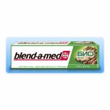 Blandamed зубная паста Био прополис, кора дуба 50 мл в ассортименте