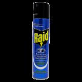 Raid аэрозоль  от комаров и мух  300 мл