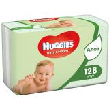 Huggies салфетки Ultra Comfort влажные № 128 шт
