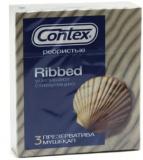 Contex презервативы Ribbed № 3 шт