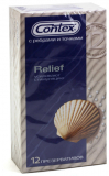 Презервативы Contex Relief №12, (рельефные)