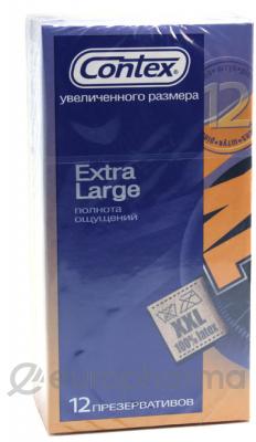 Презервативы Contex Extra Large №12, (увеличенного размера)