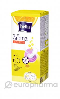Bella Прокладки Panty Aroma ежедневники* №50+10