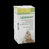 Цевикап для приема внутрь 100 мг/мл 10 мл капли