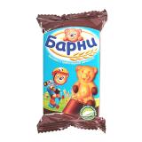 Барни Медвежонок с шоколадной начинкой 24х30 г ПРОМО