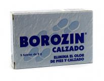Борозин 5 гр, №5, пакетики, для ног