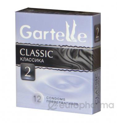 Презервативы Gartelle Classic №12
