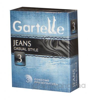 Презервативы Gartelle Jeans Casual Style №3