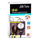 Тонометр LD-61 педиатрический стетоскоп поверенный