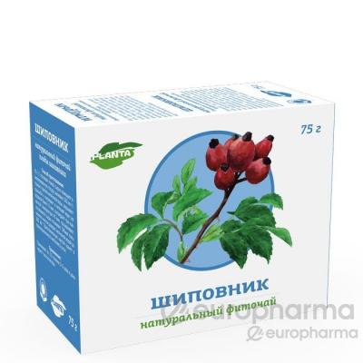 Шиповника плоды 2 гр, №20, фито чай, Planta Natura