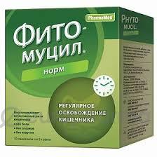 Фитомуцил Норм порошок 5 г пакетики №30