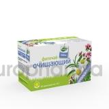 Очищающий + Похудей 1,0 гр, №20, фито чай, Planta Natura