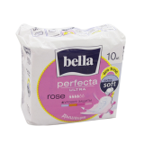 Bella прокладки Perfecta Ultra Rose гигиенические № 10 шт